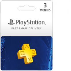 Buy PlayStation Plus 3 Months Subscription