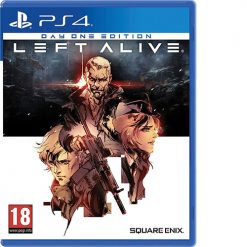 Left Alive Day (PS4)