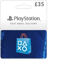 Buy 35£ PSN Gift Card