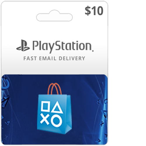 Buy $10 USA PlayStation Network Card