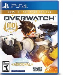 Overwatch (PS4) used