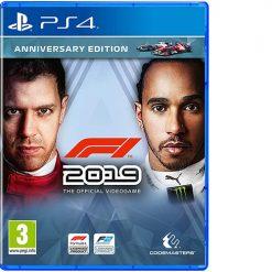 Formula 1- F1 2019 (PS4)