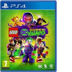 LEGO DC Super-Villains (PS4)