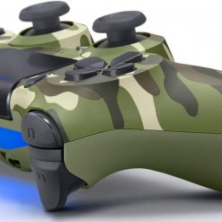 PS4 Dualshock Controller- Green Camouflage