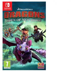 Dragons Dawn of New Riders (Nintendo Switch)