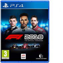 Formualr 1- F1 2018 (PS4)