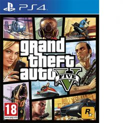 GTA V- Grand Theft Auto V (PS4)