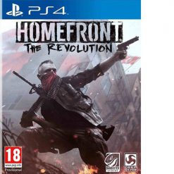 Homefront: The Revolution (PS4)- Used