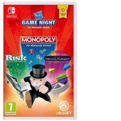 Hasbro Game Night: Monopoly (Nintendo Switch)