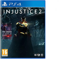 Injustice 2 (PS4)- Used