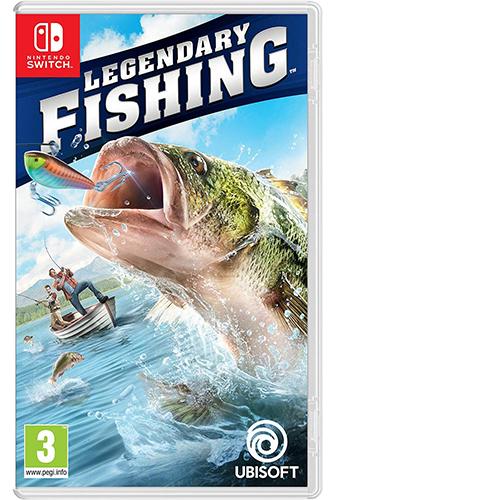 Legendary Fishing (Nintendo Switch)