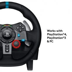 Logitech G29 Driving Force Steering Wheels & Pedals