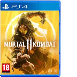 MK 11- Mortal Kombat 11 (PS4)