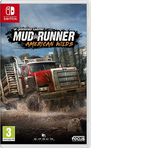 MudRunner - American Wilds (Nintendo Switch)