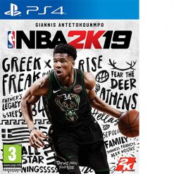 NBA 2K19 (PS4)- Used