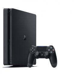 PS4 500GB Slim Console- Black