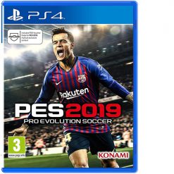 Pro Evolution Soccer 2019- PES 19 (PS4)