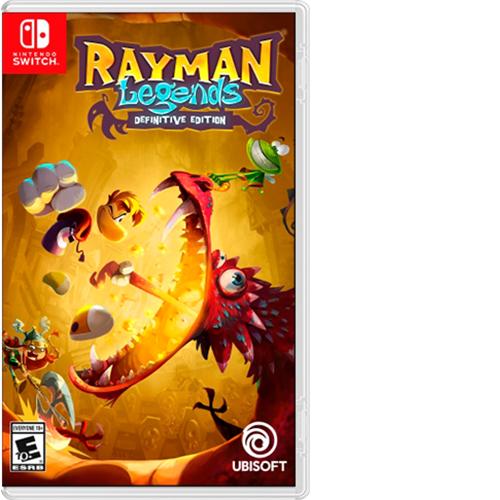 Rayman® Legends Definitive Edition (Nintendo Switch)
