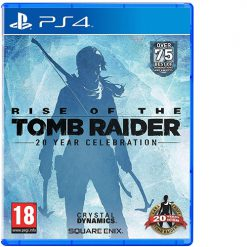 Tomb Raider-Rise of the Tomb Raider (PS4)