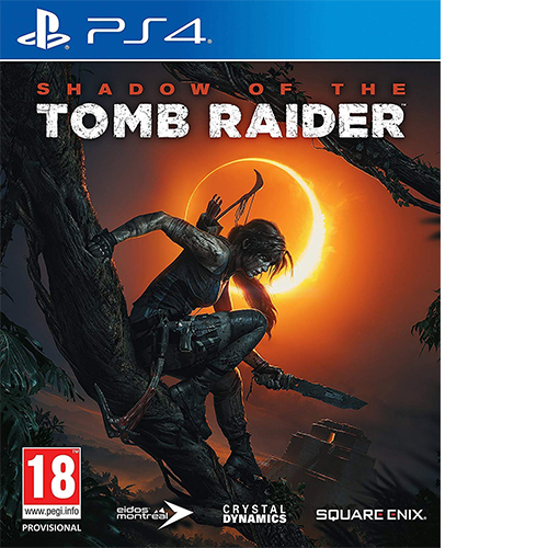 Tomb Raider-Shadow of the Tomb Raider (PS4)