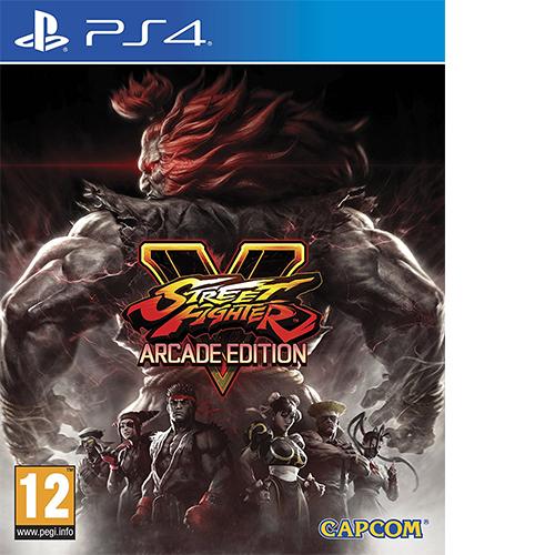 Street Fighter V Arcade Edition (PS4)
