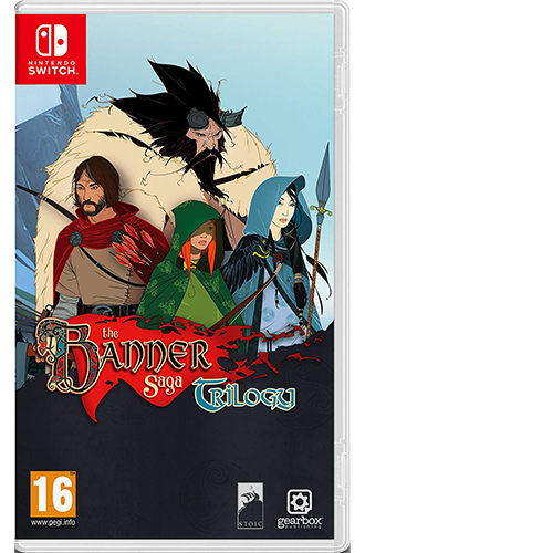 The Banner Saga Trilogy (Nintendo Switch)
