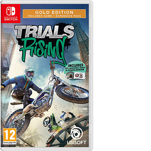 Trials Rising Standard Edition (Nintendo Switch)