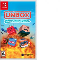 Unbox: Newbie's Adventure (Nintendo Switch)