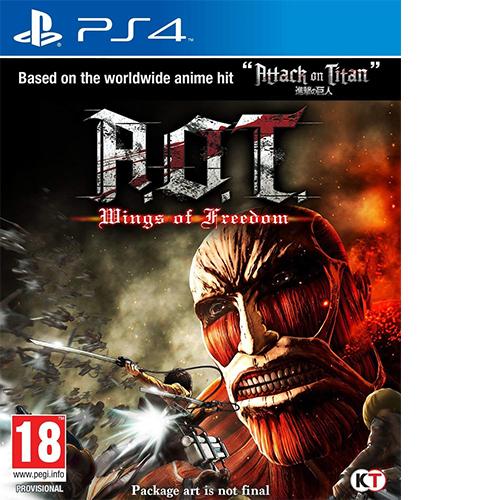 Attack on Titan (PS4)