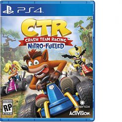 Crash Team Racing - Nitro Fueled (PS4)