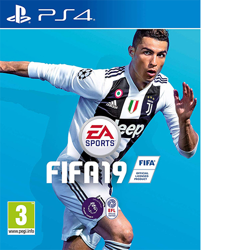 FIFA 19 (PS4)- Used