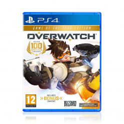 Overwatch Game Of The Year Edition (PS4)- Used