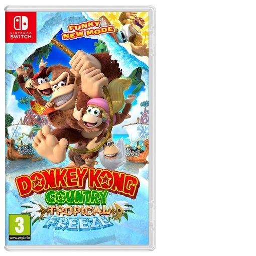 Buy Nintendo Switch Donkey Kong Country Tropical Freeze