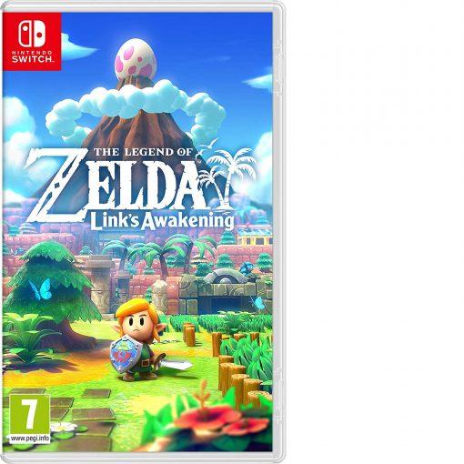 Legend of Zelda Link's Awakening Nintendo Switch