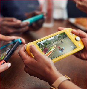 Nintendo Switch Multiplayer Lifestyle Lite