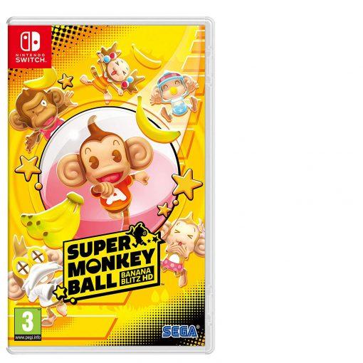 Super Monkey Ball Banana Blitz HD (Nintendo Switch)