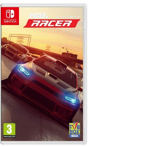 Super Street Racer Nintendo Switch