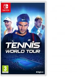 Tennis World Tour for your Nintendo Switch