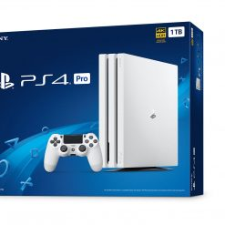 Sony PS4 PRO 1TB Console- White