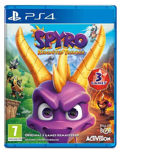 Buy PS4 Spyro Reignited Trilogy