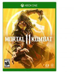 Xbox One Mortal Kombat 11- MK 11