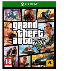 Xbox One GTA V