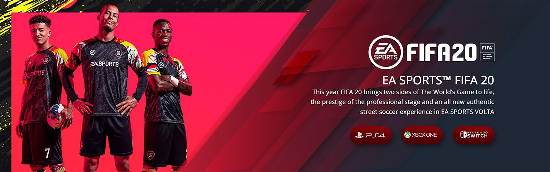 FIFA 20 SLIDER