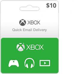 Buy $10 Xbox gift card