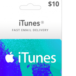 Buy $10 iTunes gift card