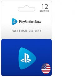 Buy 12 Months PlayStation Now Subscription