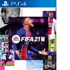 Buy PS4 FIFA 21