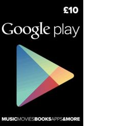 Google Play UK £10
