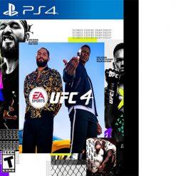 Buy PS4 EA Sport UFC 4
