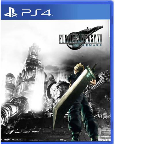 Buy PS4 Final Fantasy VII Remake